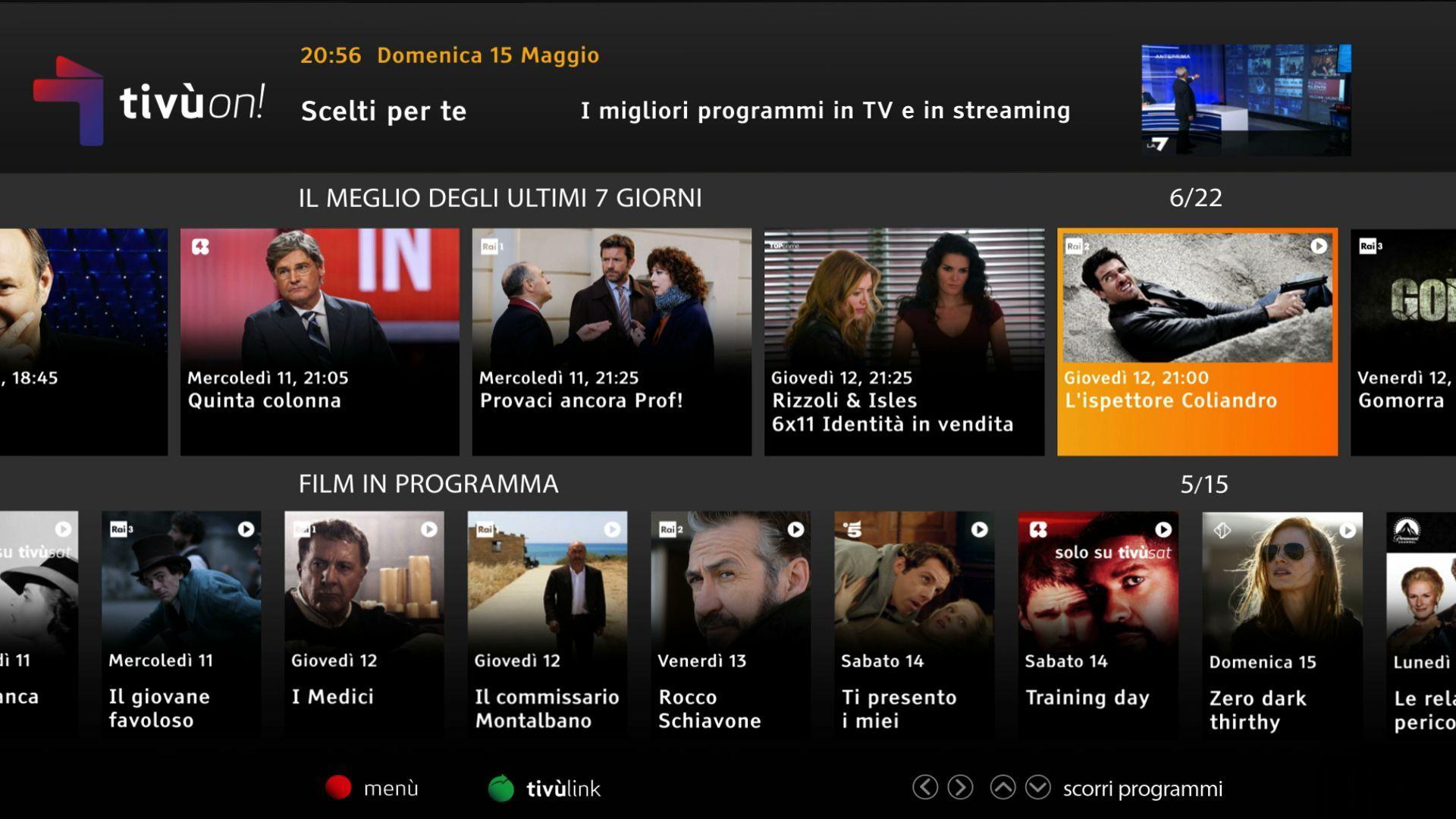 Tivùsat, la tv satellitare gratis e accessibile a tutti: le novità per gli amanti del piccolo schermo