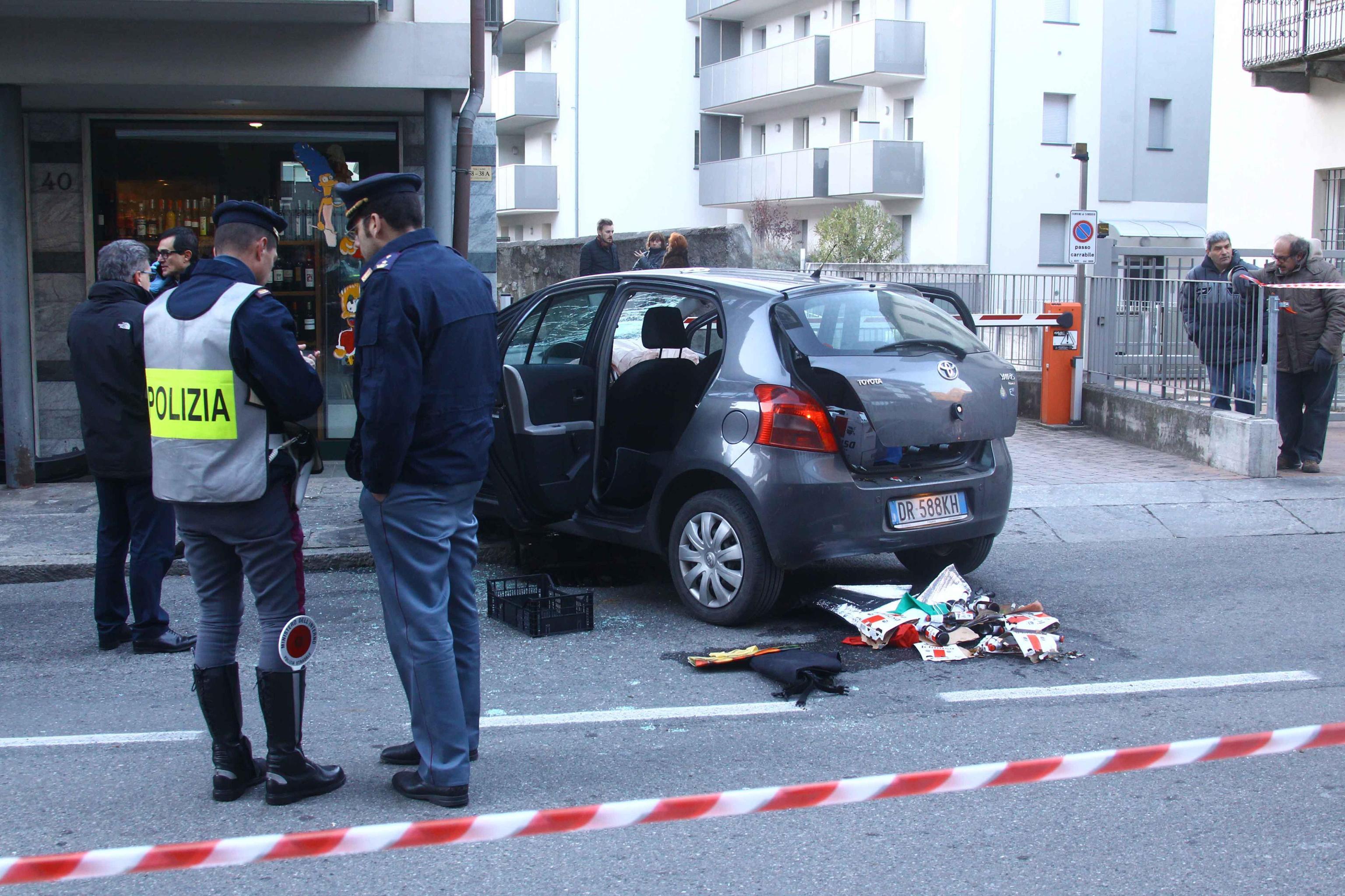 Auto sulla folla ai mercatini di Natale a Sondrio, 27enne accusato di strage: 'Ne dovevo ammazzare di più'