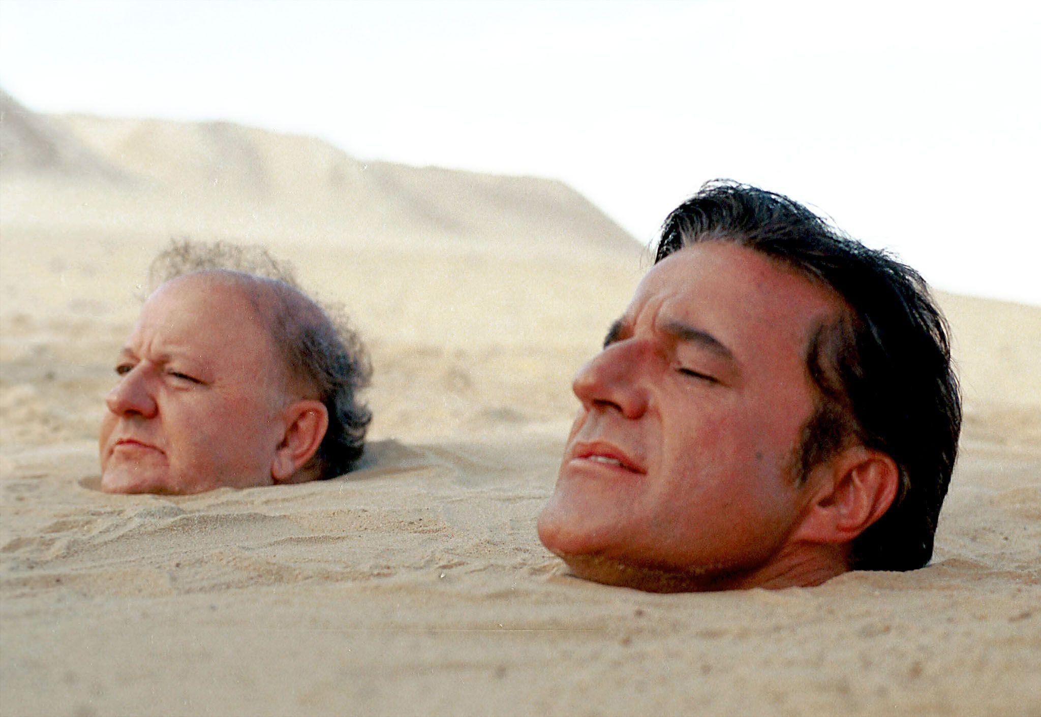 del film con Christian De Sica e Massimo Boldi ''Natale sul Nilo'