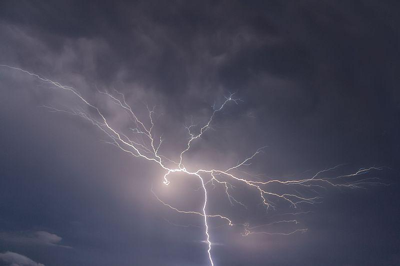 fenomeni atmosferici rari catatumbo