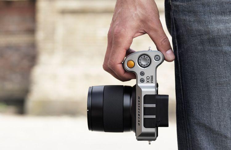 fotocamere mirrorless