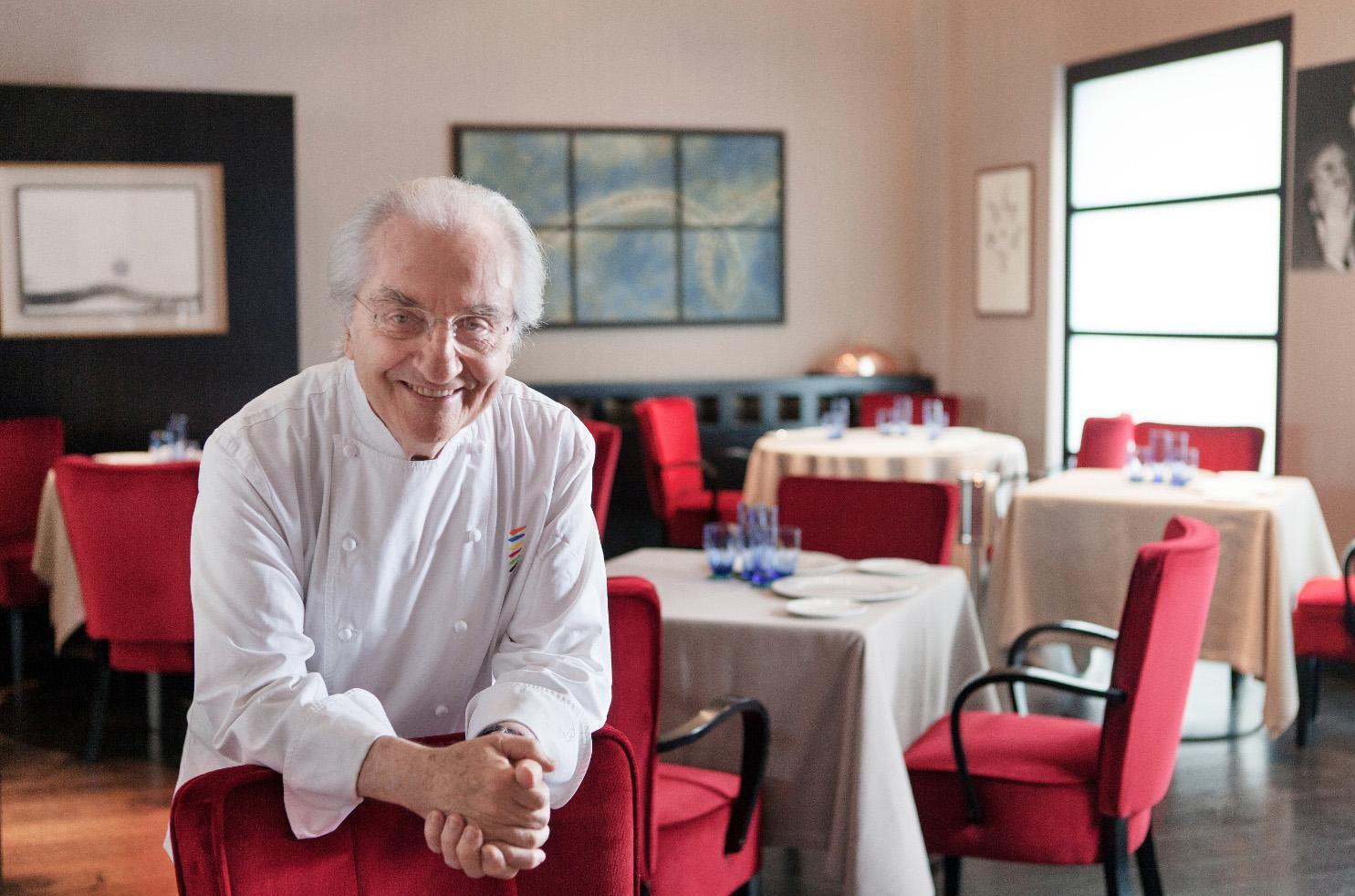 Gualtiero Marchesi, morto lo chef che innovò la cucina italiana