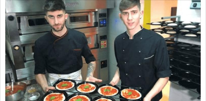 Rigopiano: gli orfani di Sebastiano Di Carlo e Nadia Acconciamessa riaprono la pizzeria dei genitori