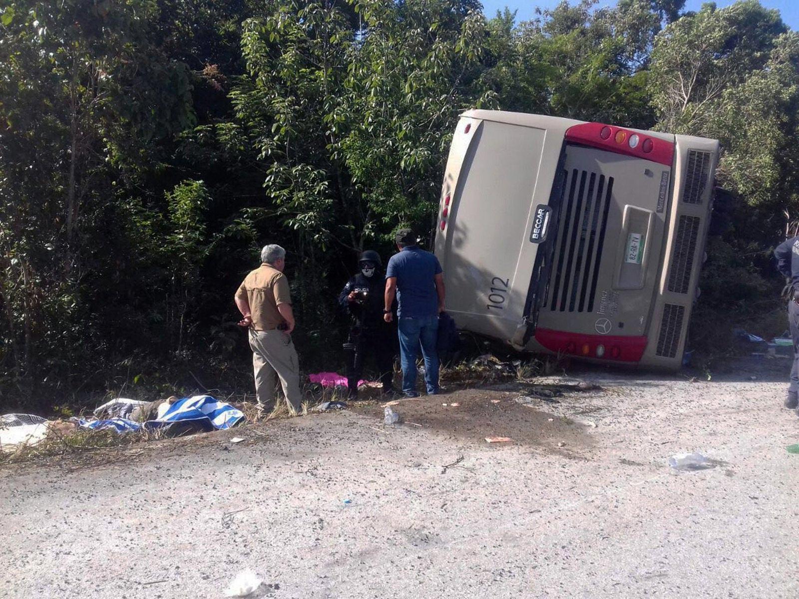 incidente in Messico