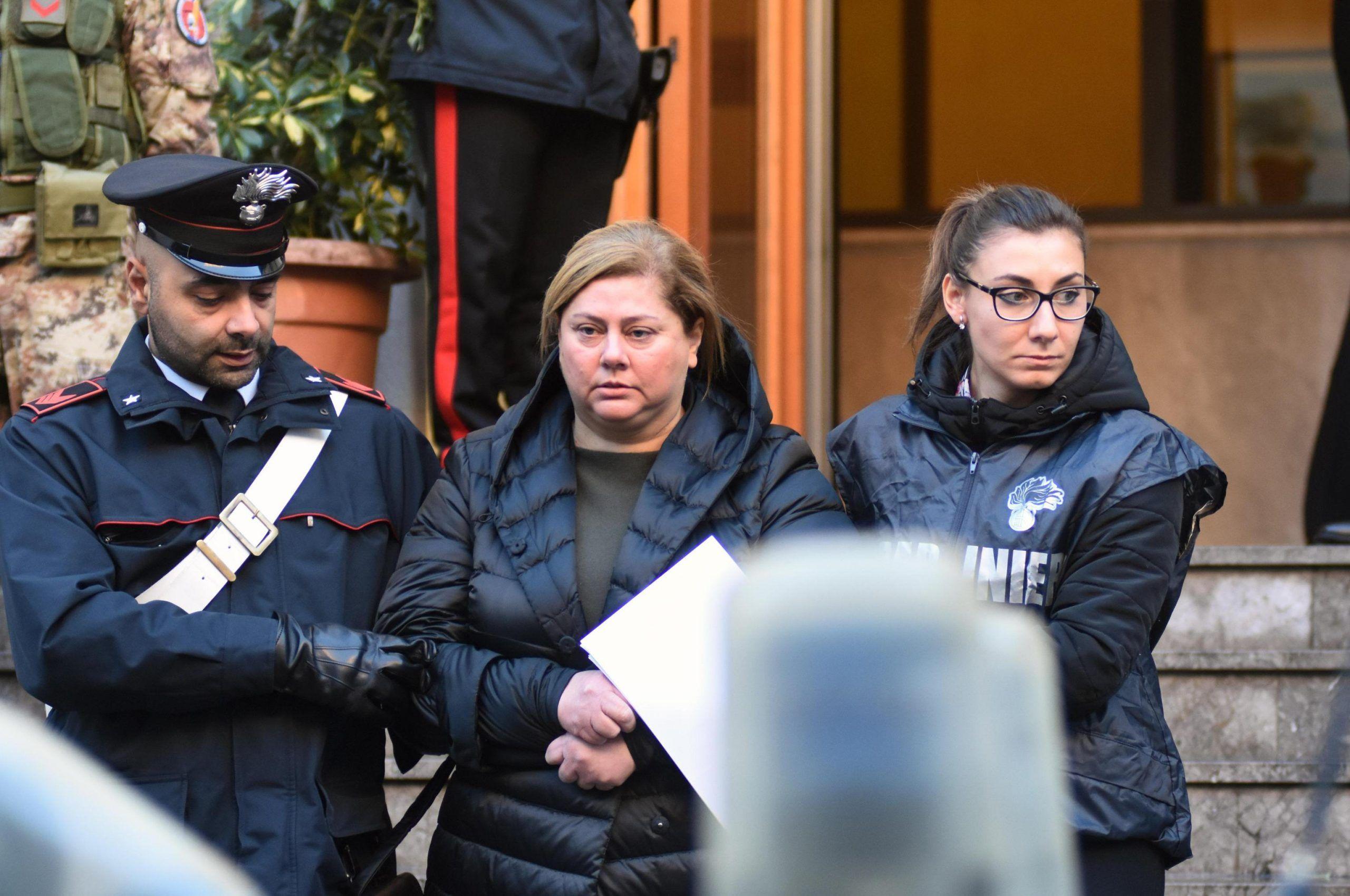 Mafia: blitz Palermo; donna a capo del clan
