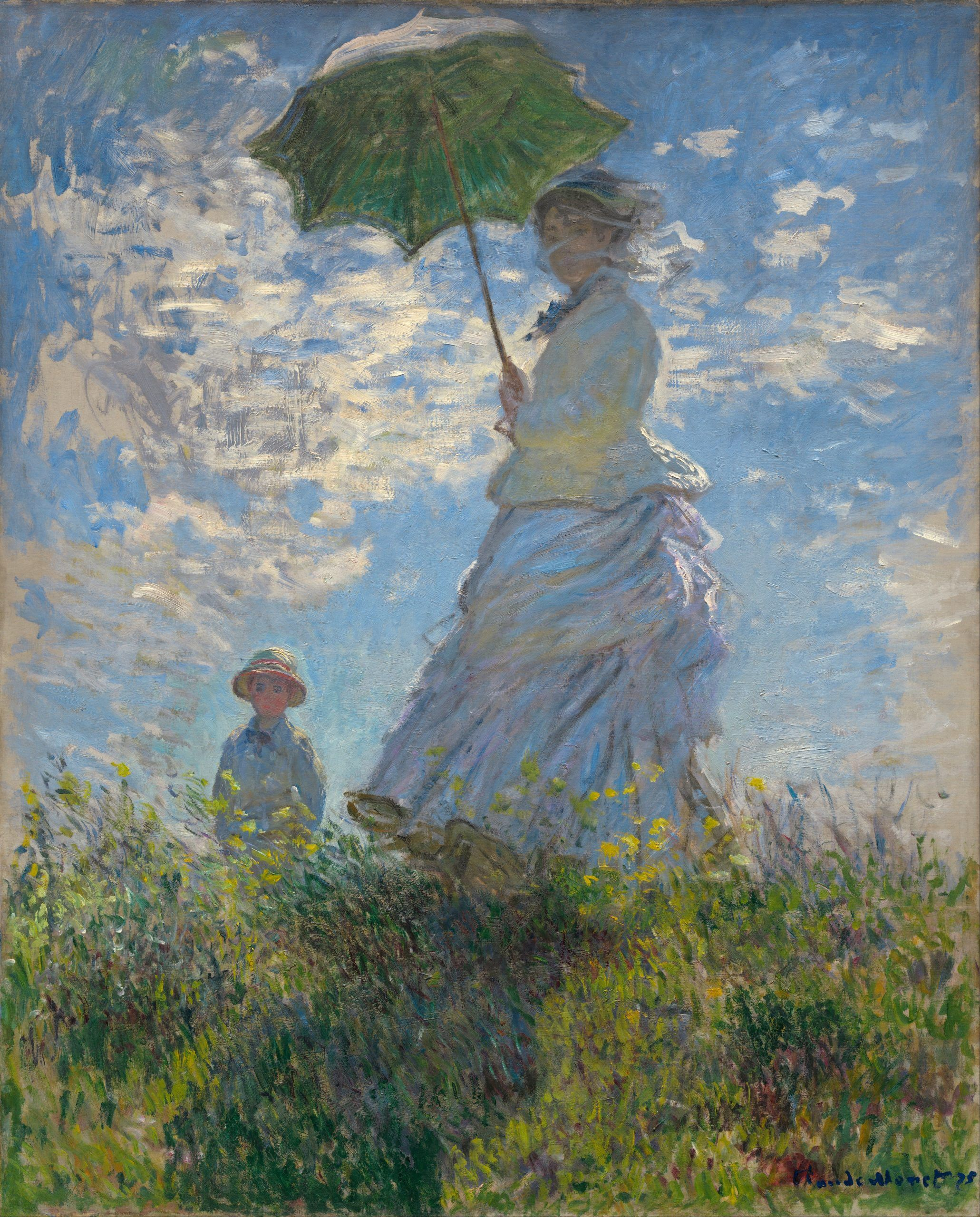 I 10 quadri più famosi di Monet