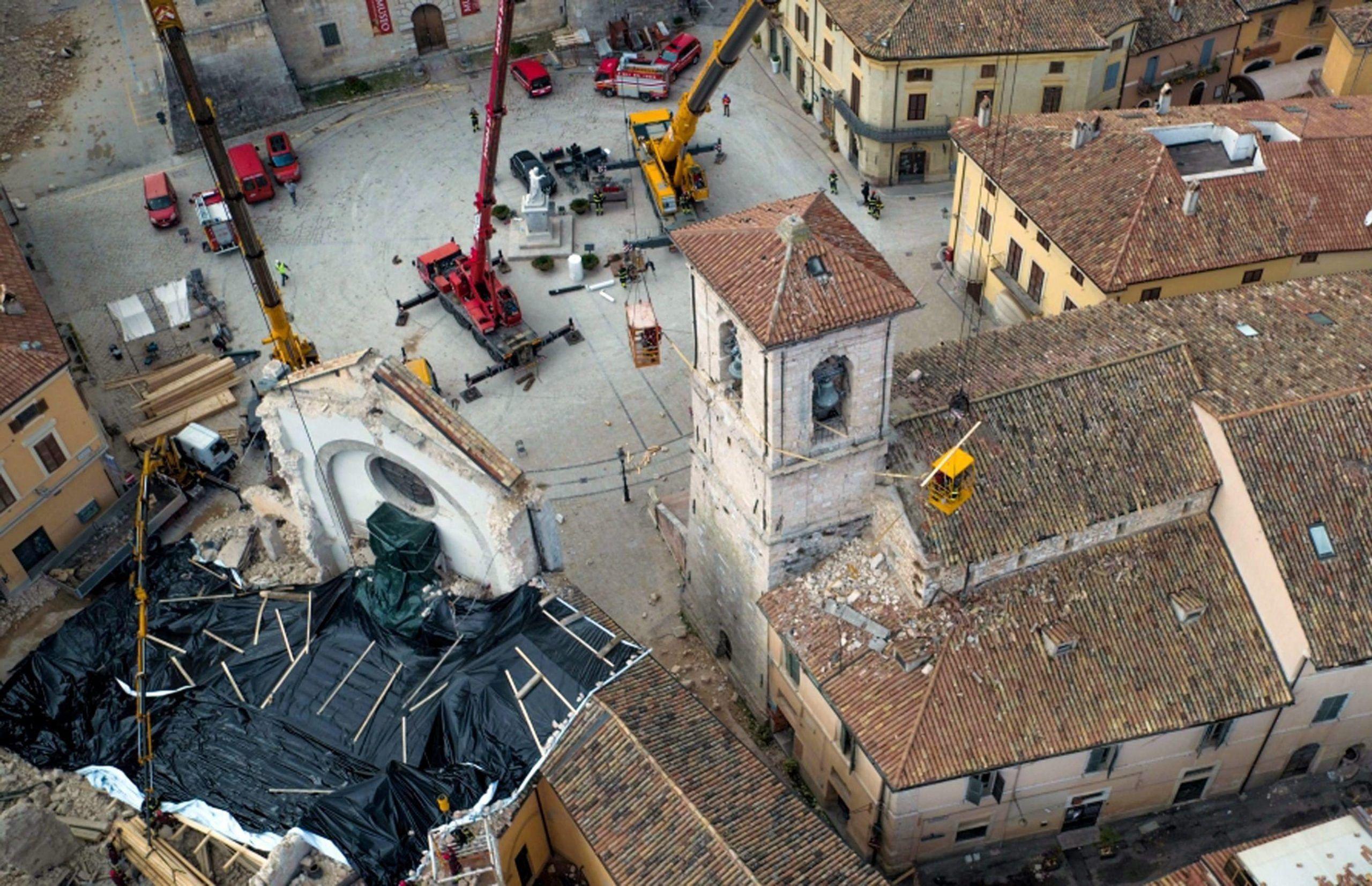 Terremoto in Umbria: il programma della Cida per la rinascita dei territori