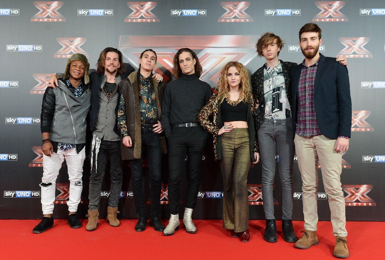 X Factor 11, finalisti: Licitra, Samuel Storm, Maneskin ed Enrico Nigiotti