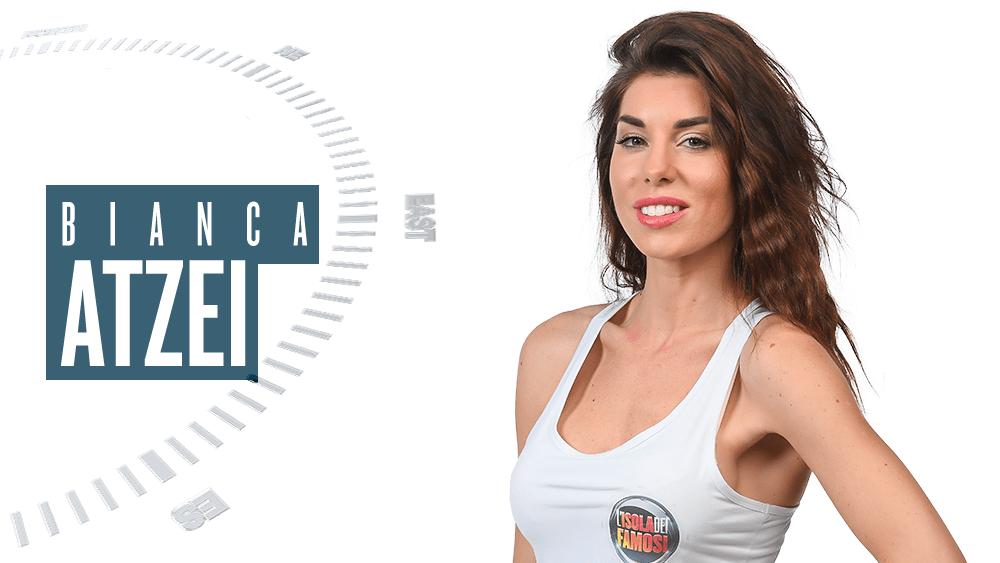 L'Isola 13, Bianca Atzei e Filippo Nardi: la cantante dimentica Max Biaggi?