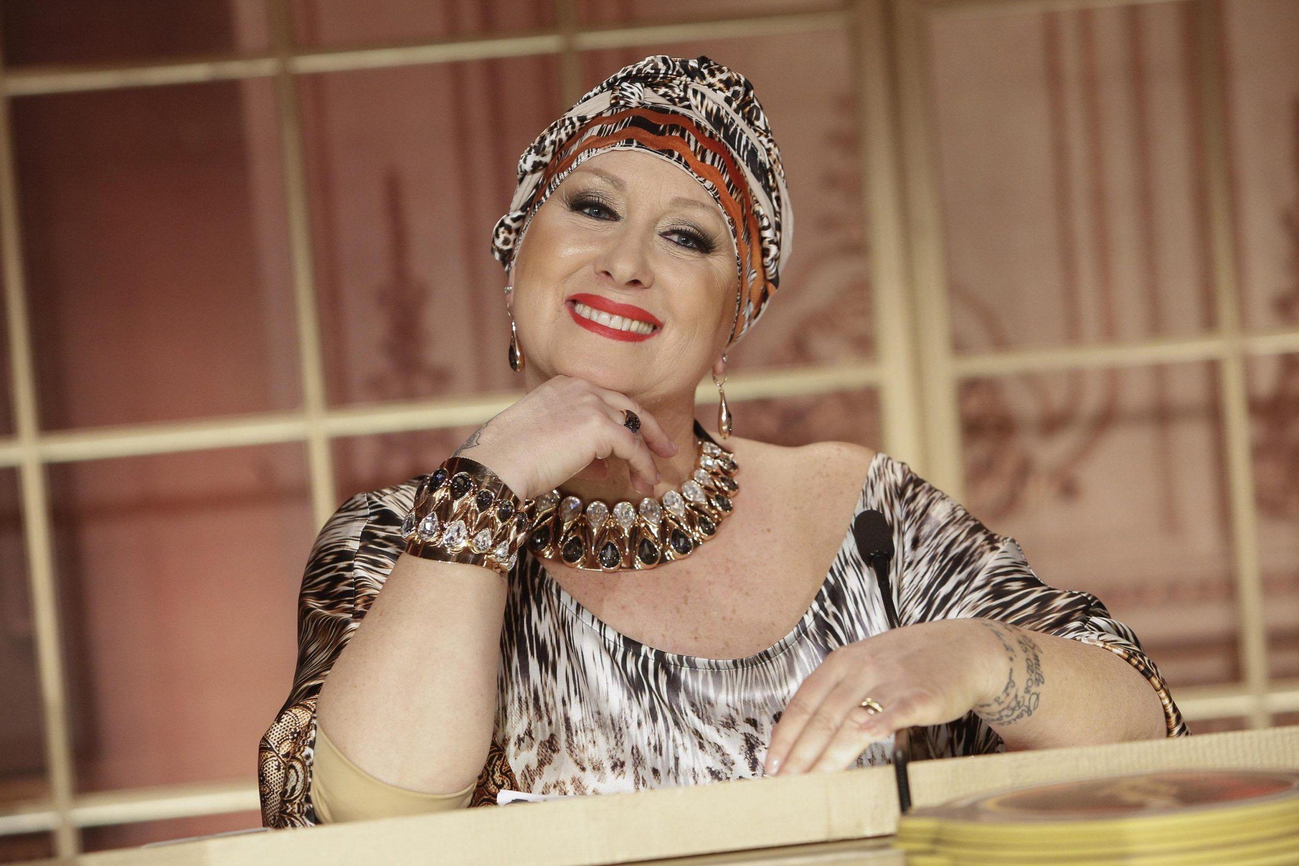 Tv: Rai; ''Ballando con le stelle'' Carolyn Smith