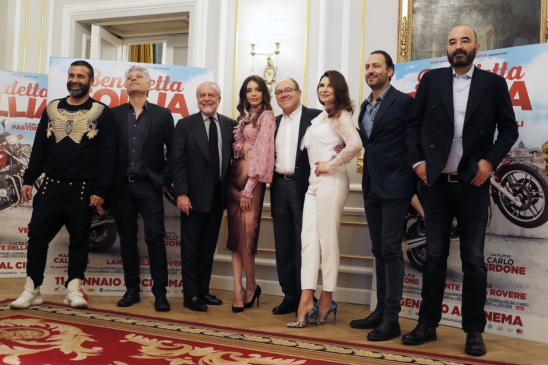 Cast di Benedetta Follia