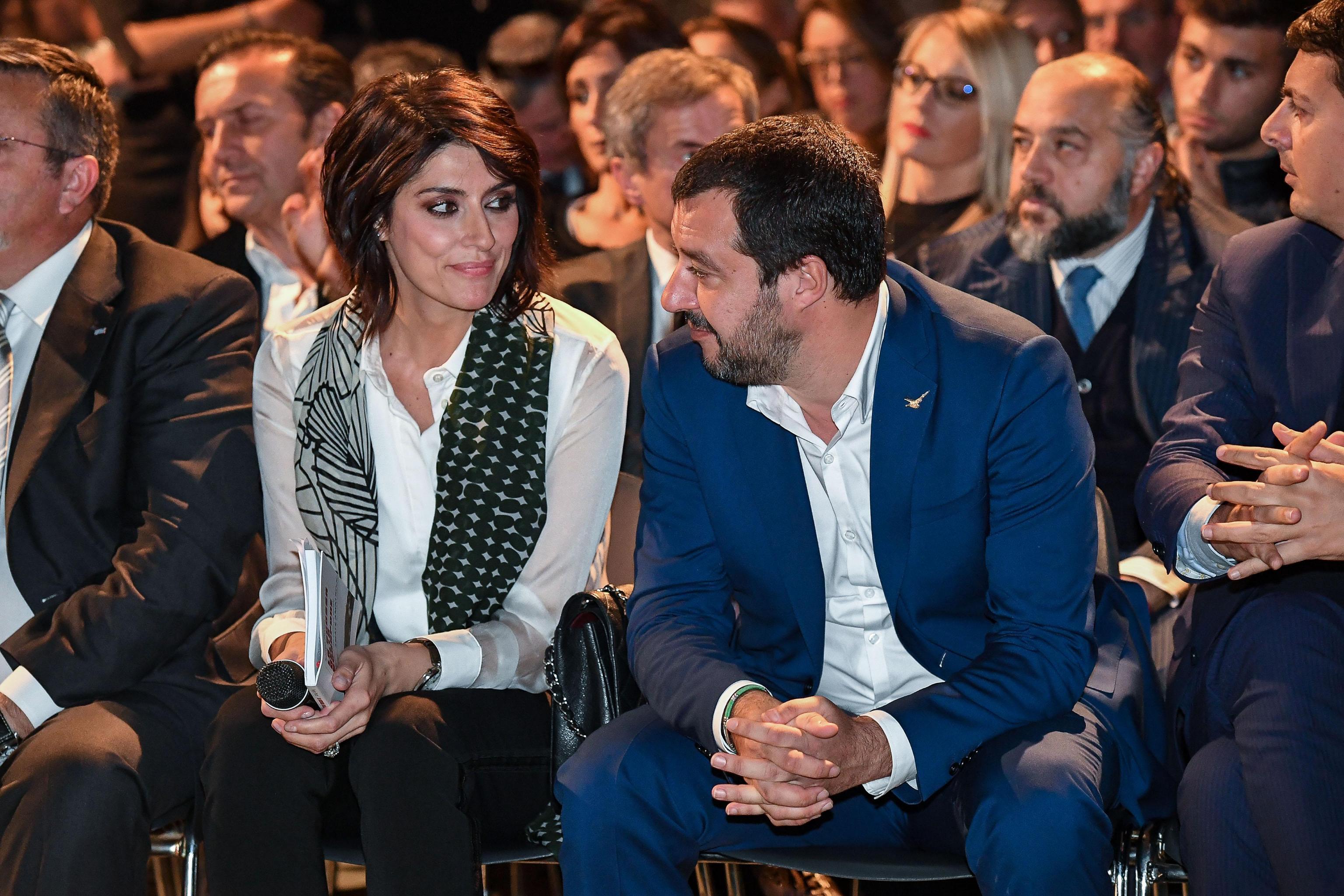 Elisa Isoardi: 'Matrimonio con Matteo Salvini? Se lui me lo chiede…'