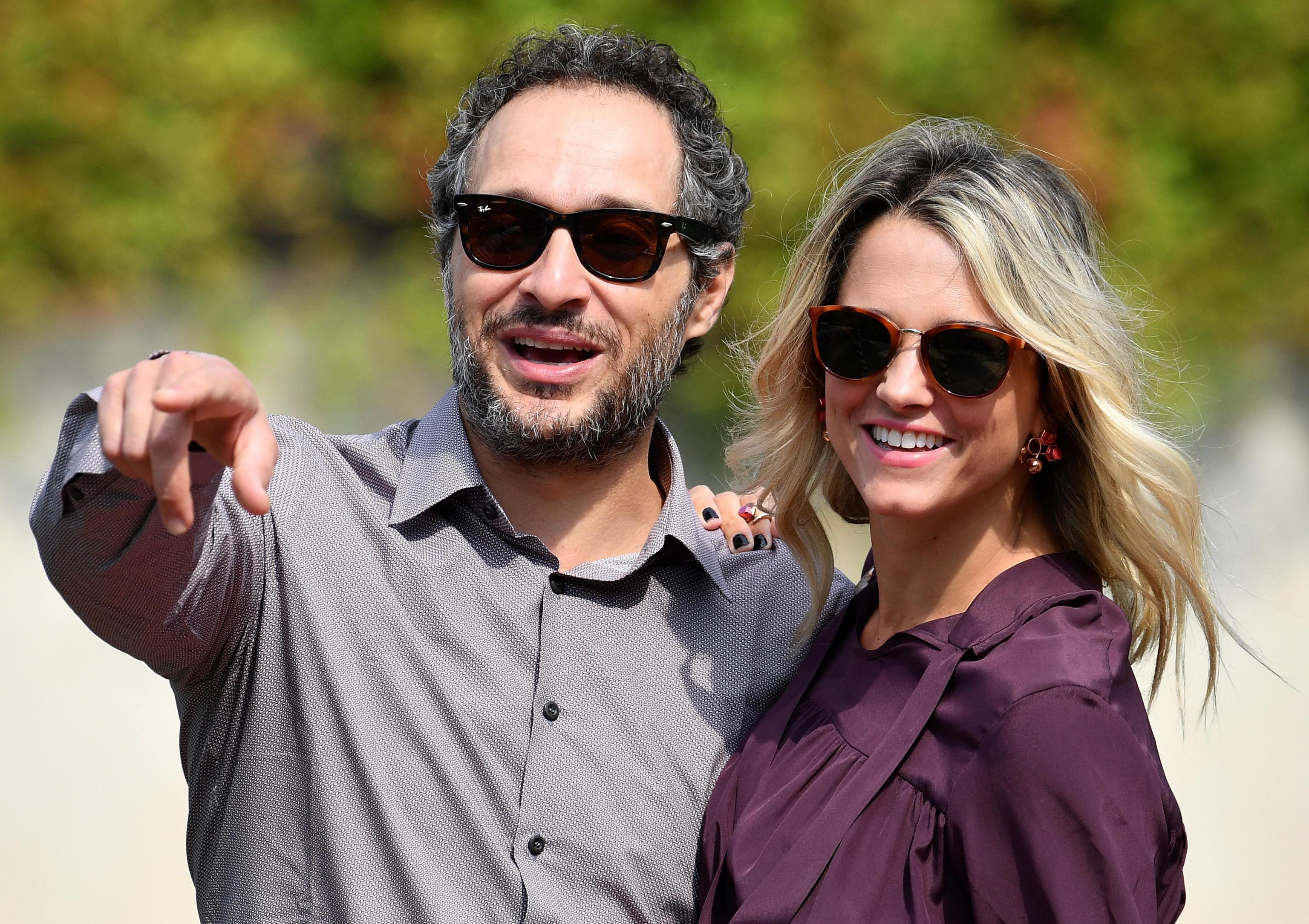 Francesca Barra e Claudio Santamaria si sono sposati negli USA (presto il matrimonio in Italia)