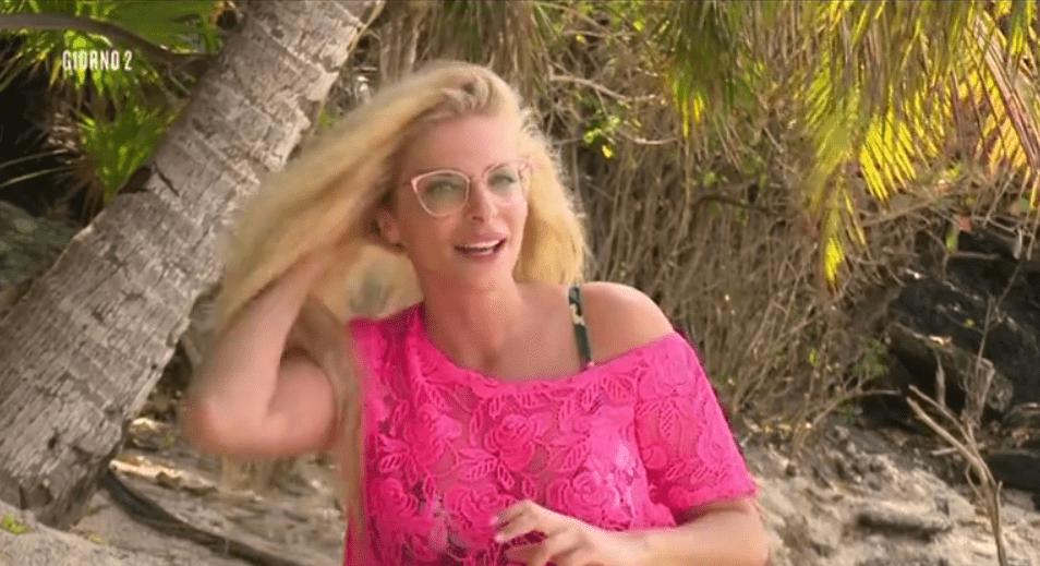 Francesca Cipriani, malore a L'Isola 13