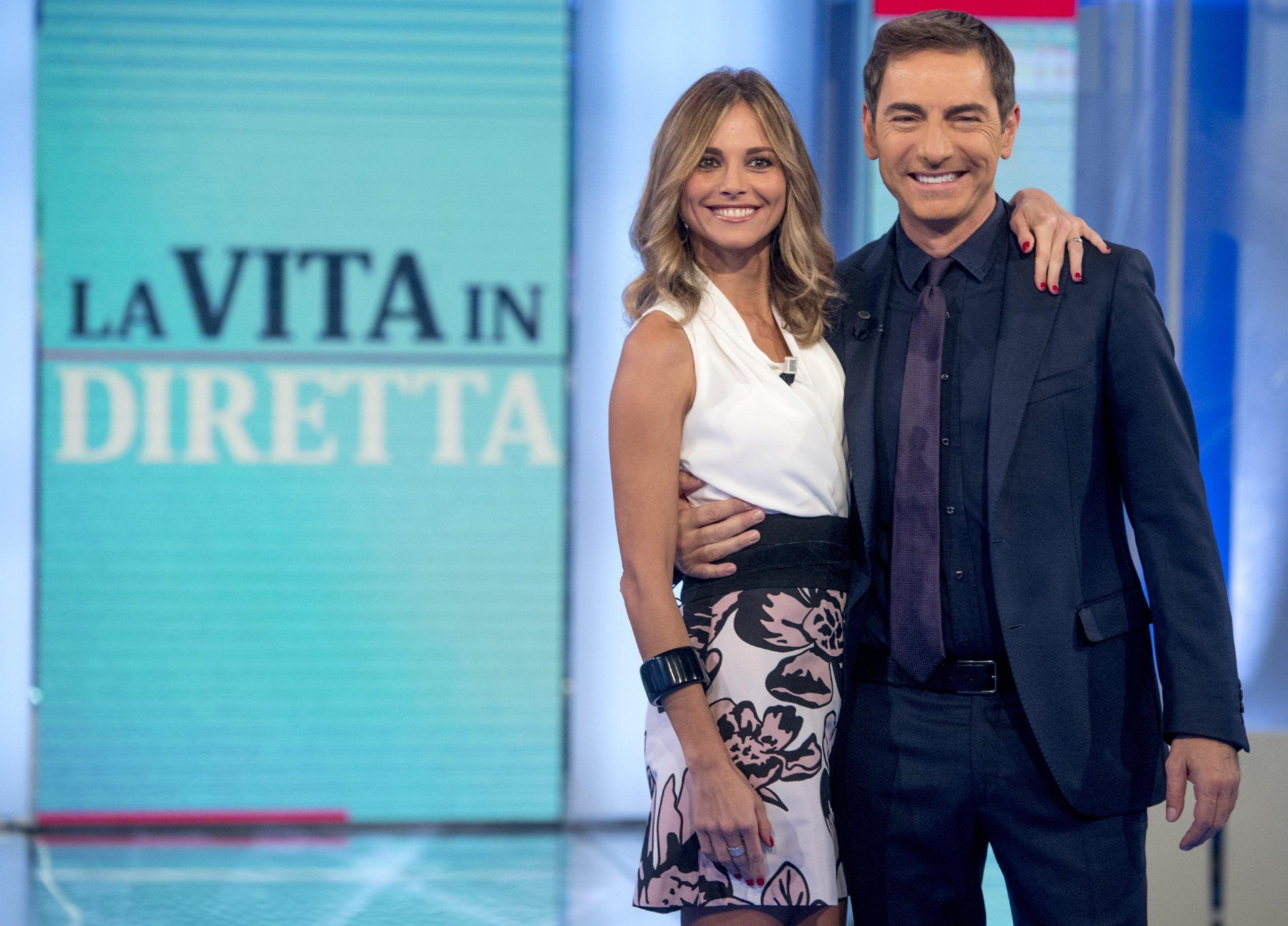 La vita in diretta, lite tra Francesca Fialdini e Marco Liorni? La smentita