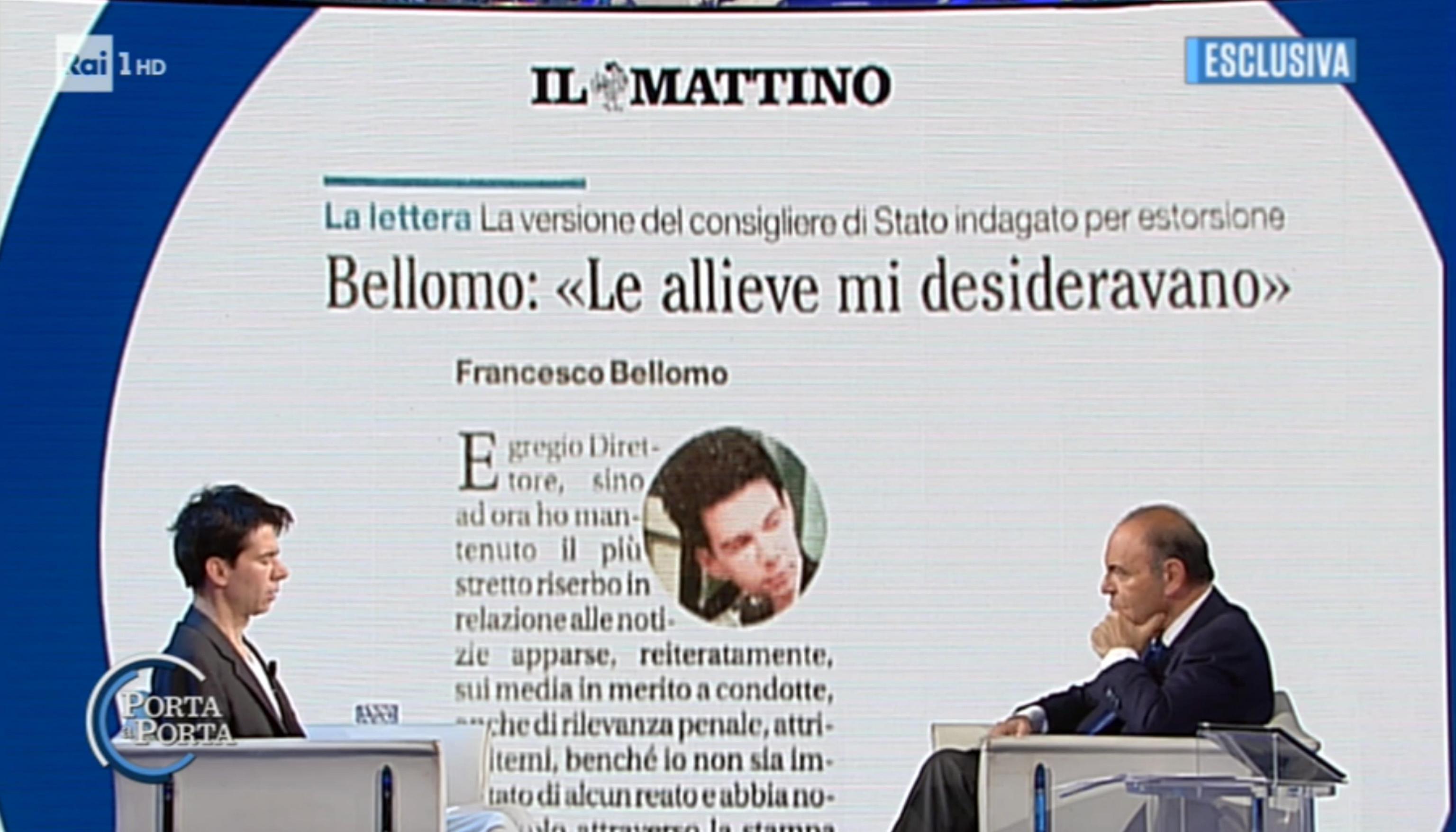 Caso Bellomo