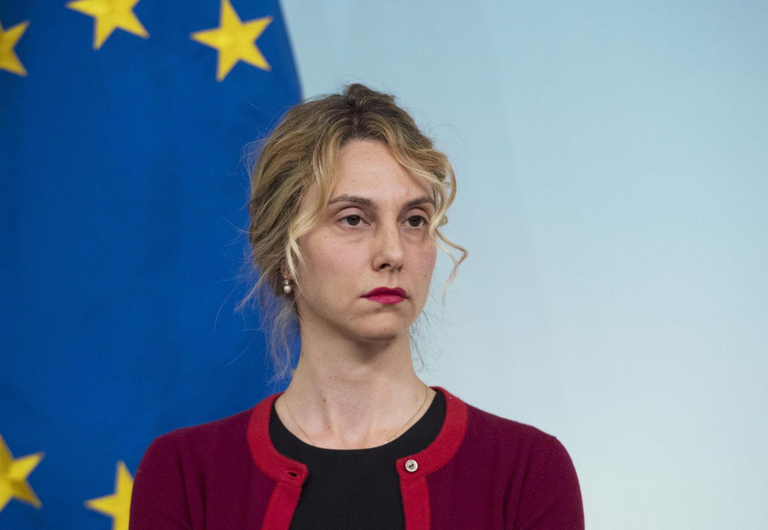 Il ministro della Pubblica amministrazione Marianna Madia