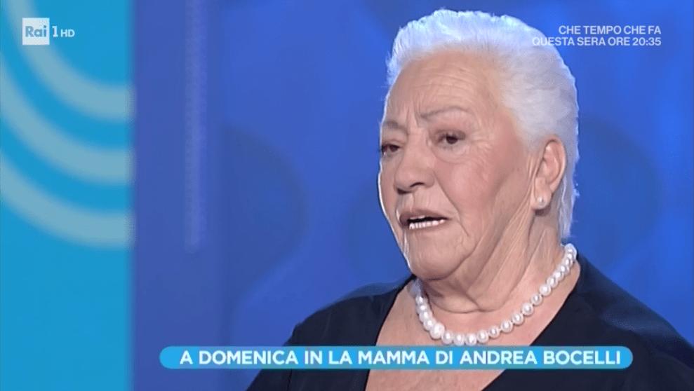 Andrea Bocelli, la mamma racconta: 'Mi dissero che sarebbe diventato cieco, ma rifiutai l'aborto'