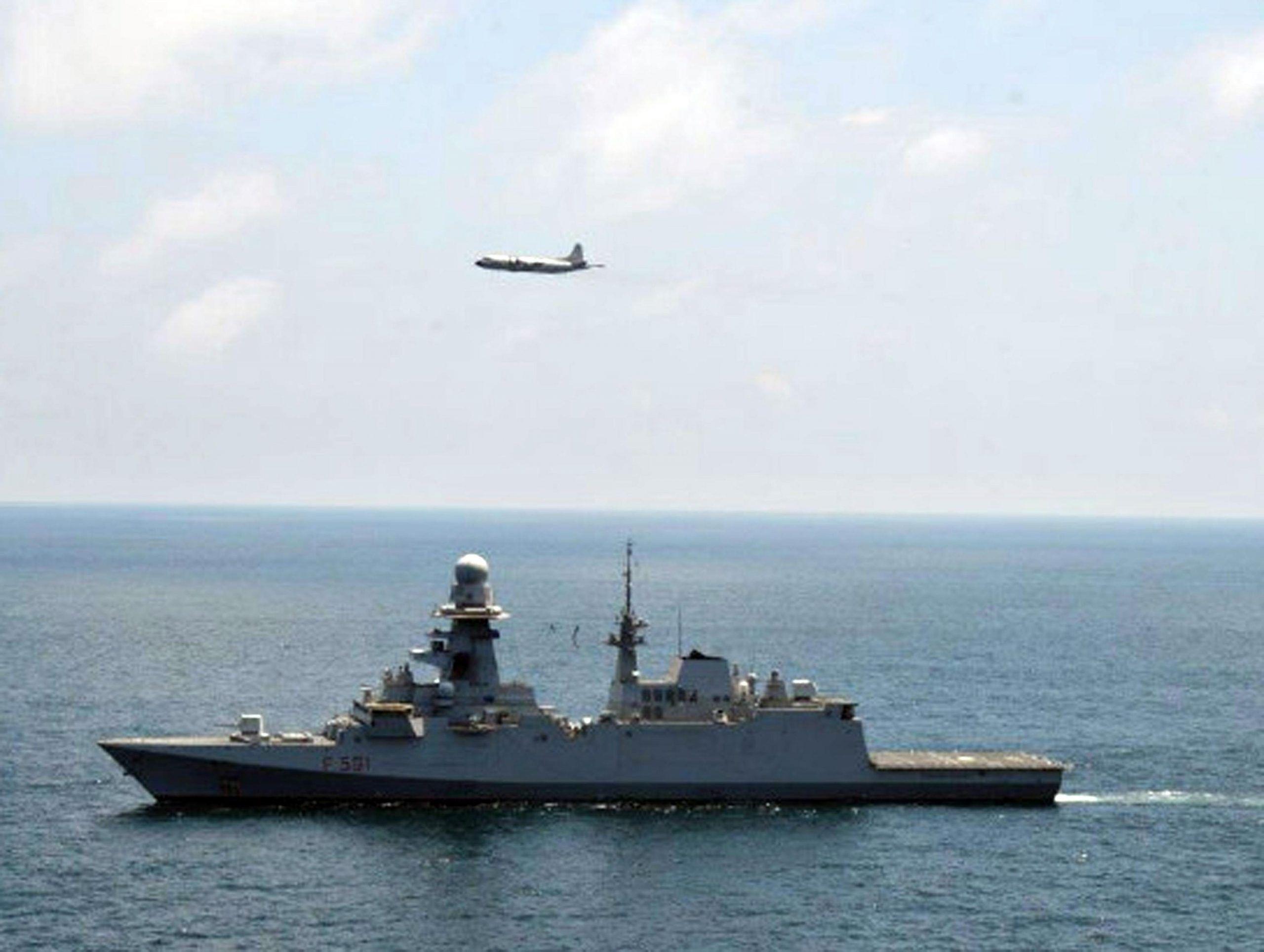 Nave Marina italiana