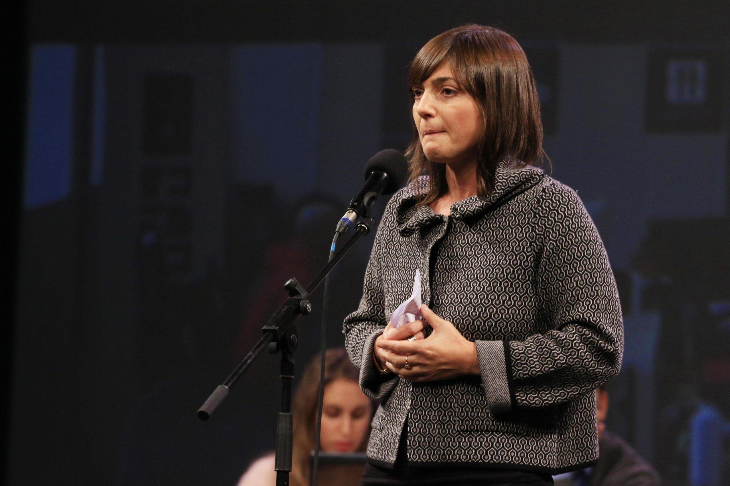 La presidente della Regione Friuli Venezia Giulia Debora Serracchiani