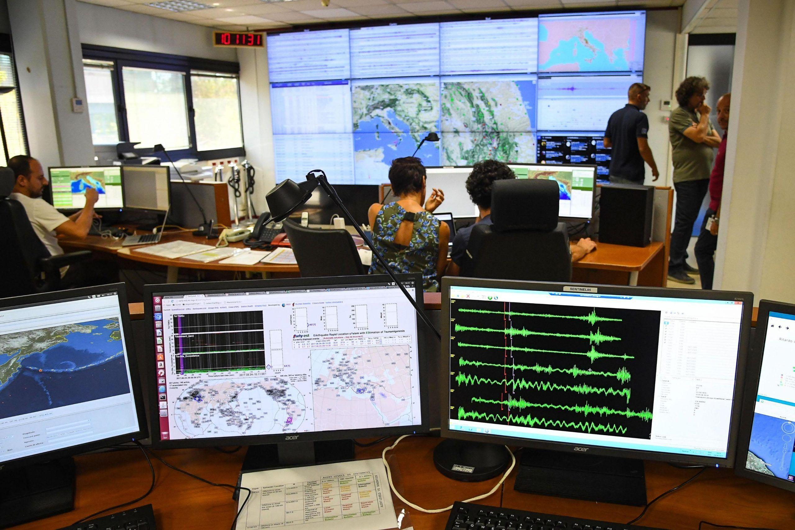 Terremoto oggi nel Maceratese, scossa di magnitudo 3.1 con epicentro a Muccia