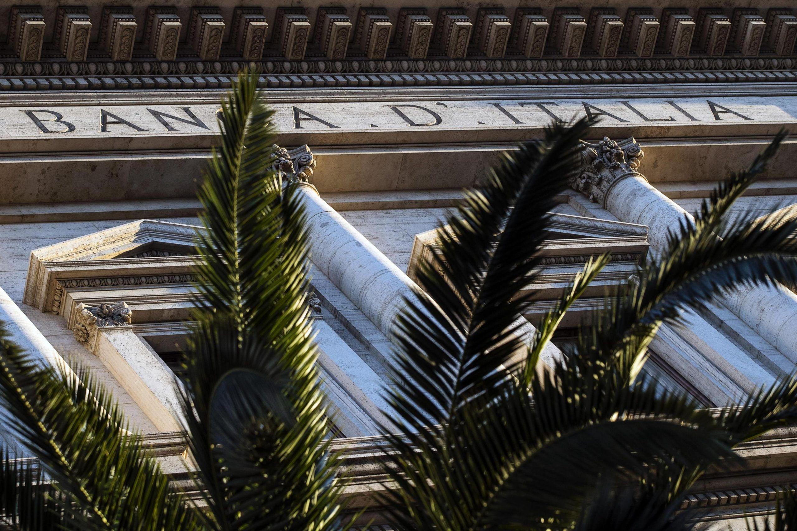 La sede centrale della Banca d'Italia