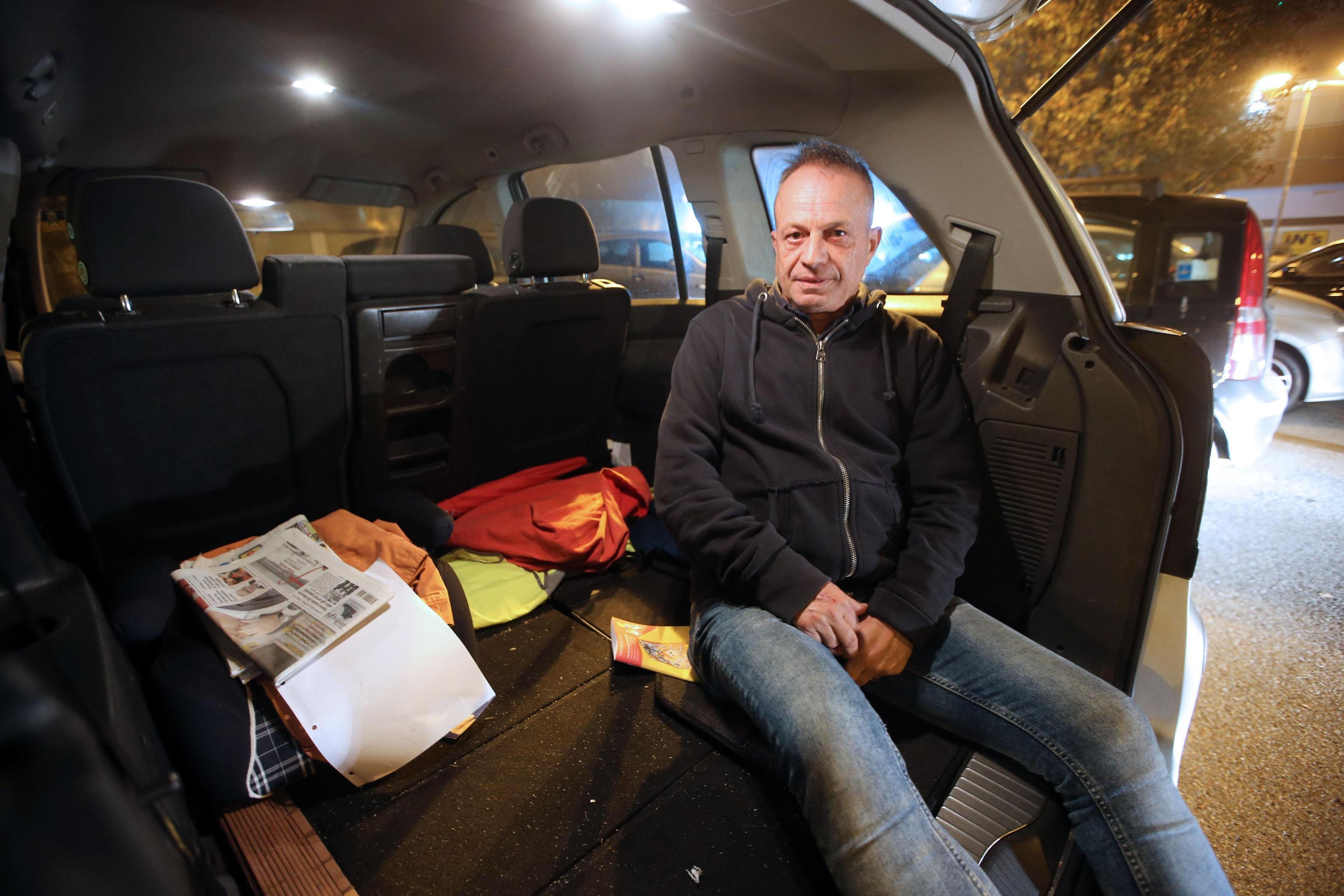 Marco Della Noce: 'Ho ripreso a lavorare e ho passato il Natale con i miei tre figli'