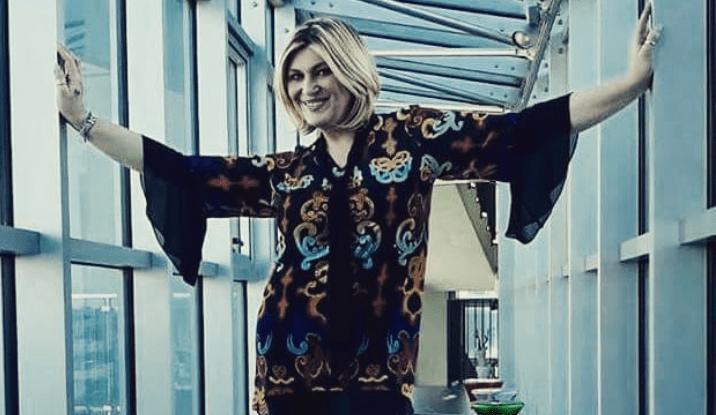 Nadia Rinaldi, concorrente de L'Isola dei famosi 2018