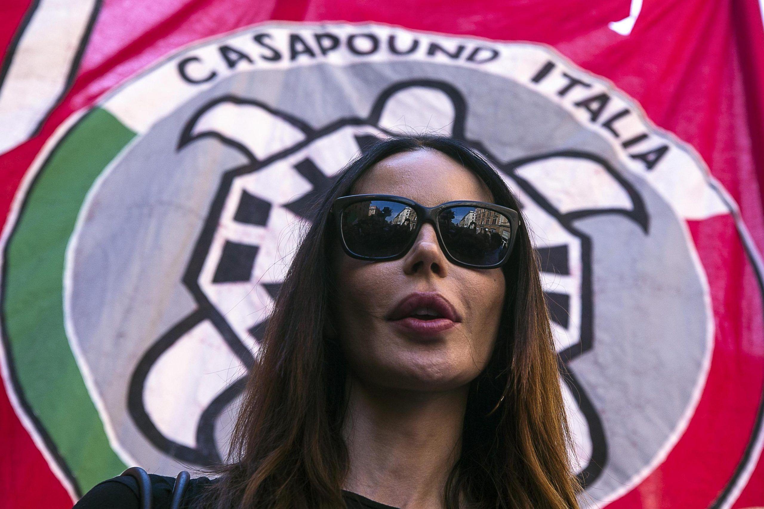 Nina Moric, battuta al veleno contro Matteo Salvini
