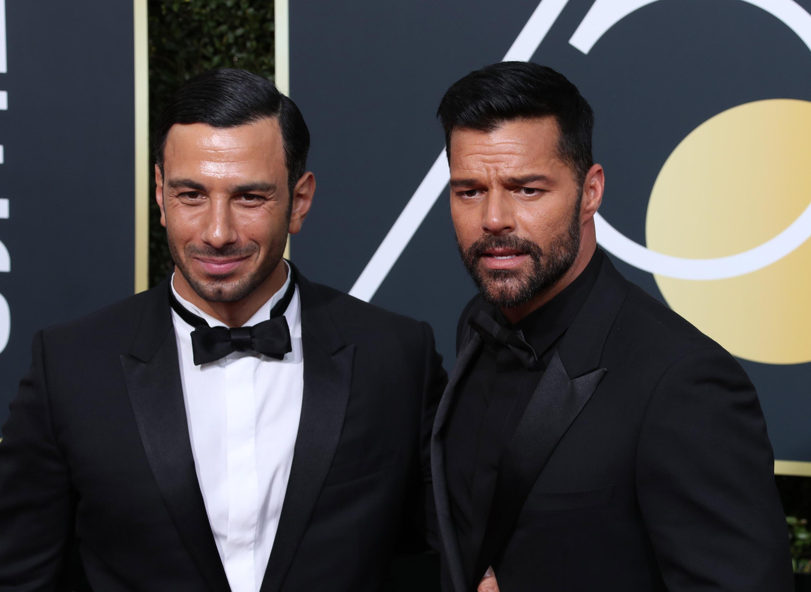 Ricky Martin e il fidanzato Jwan Yosef si sono sposati