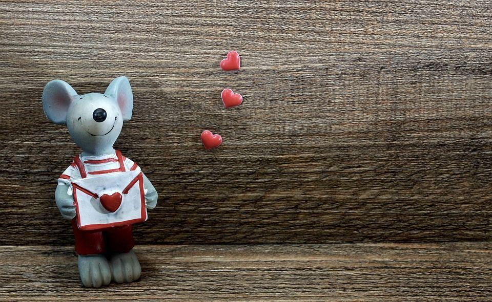 San Valentino messaggio romantico