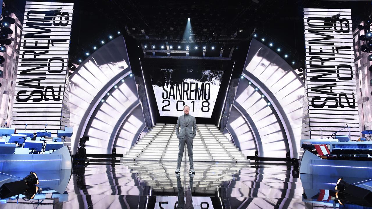 Sanremo 2018, svelata la scenografia del Festival