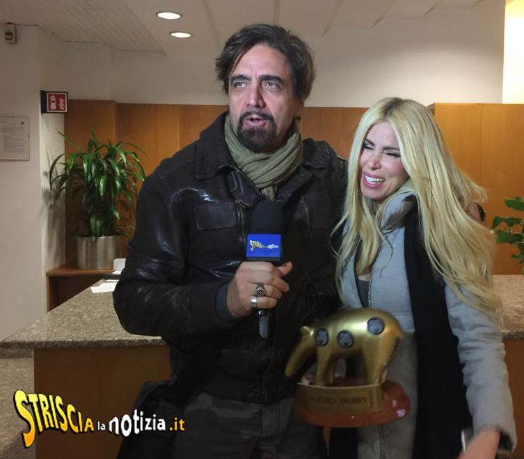 Tapiro a Loredana Lecciso