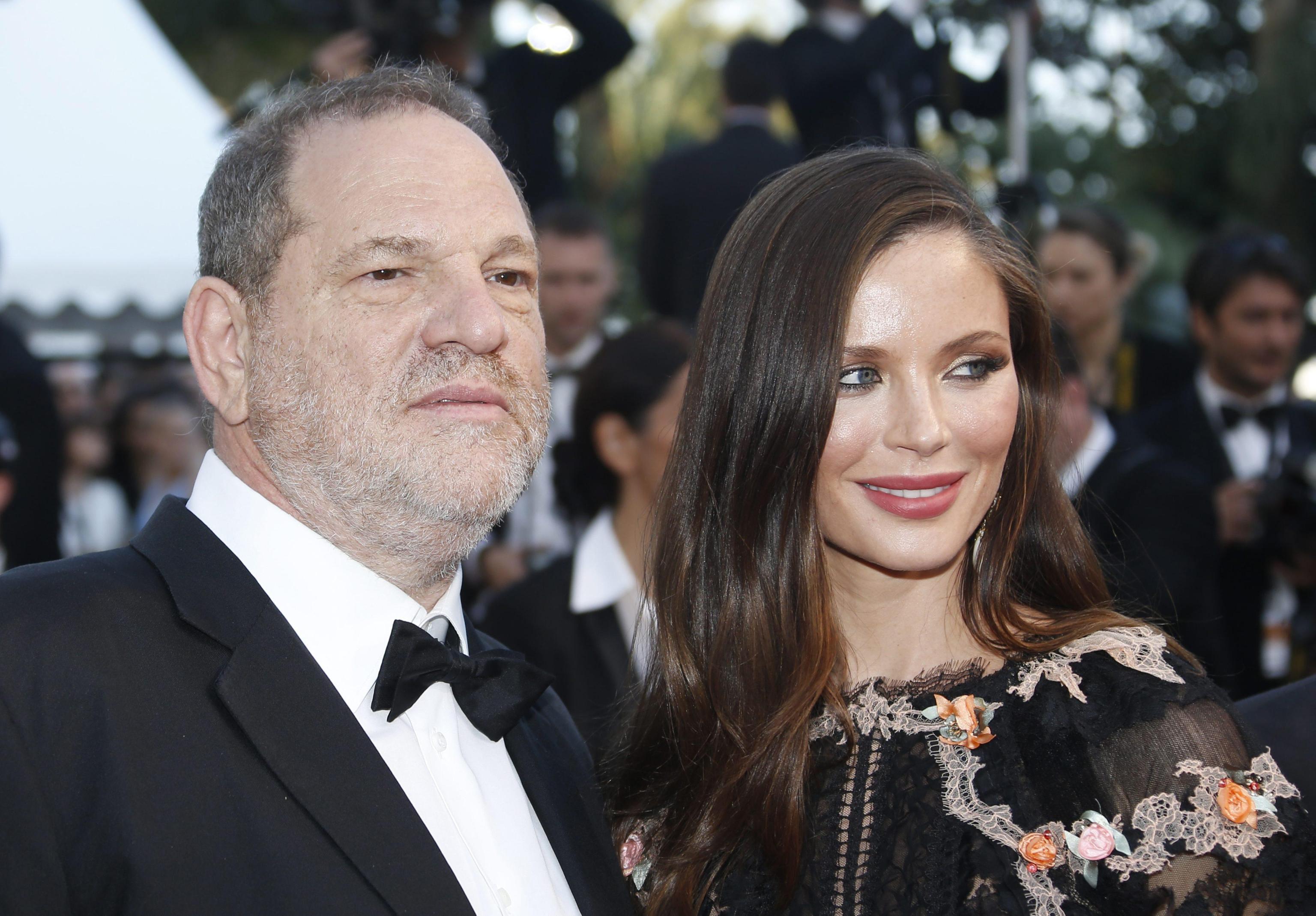 Harvey Weinstein divorzia da Georgina Chapman: alla ex moglie soldi e due ville