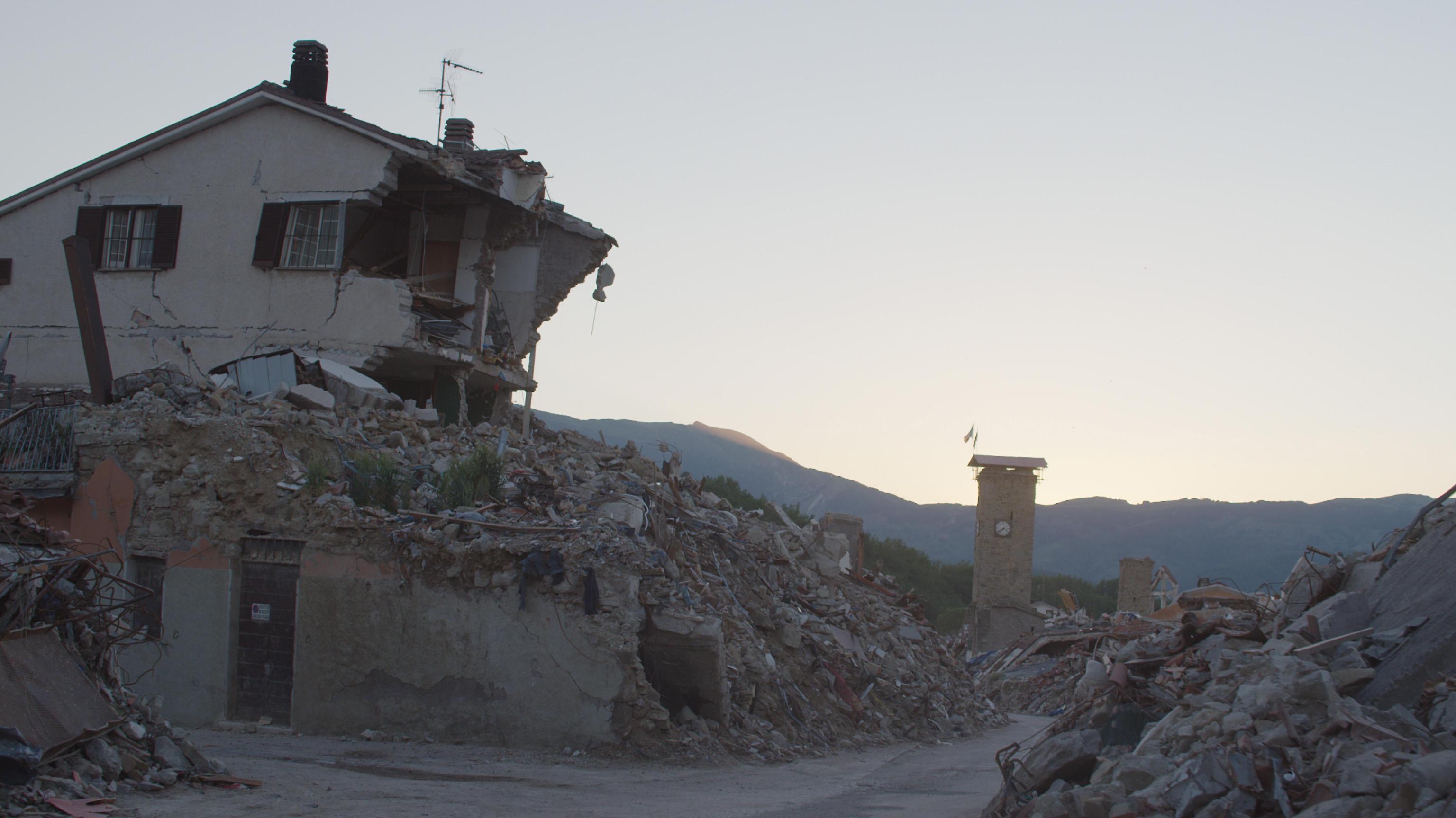 Terremoto ad Amatrice, nella notte scossa di magnitudo 3.6