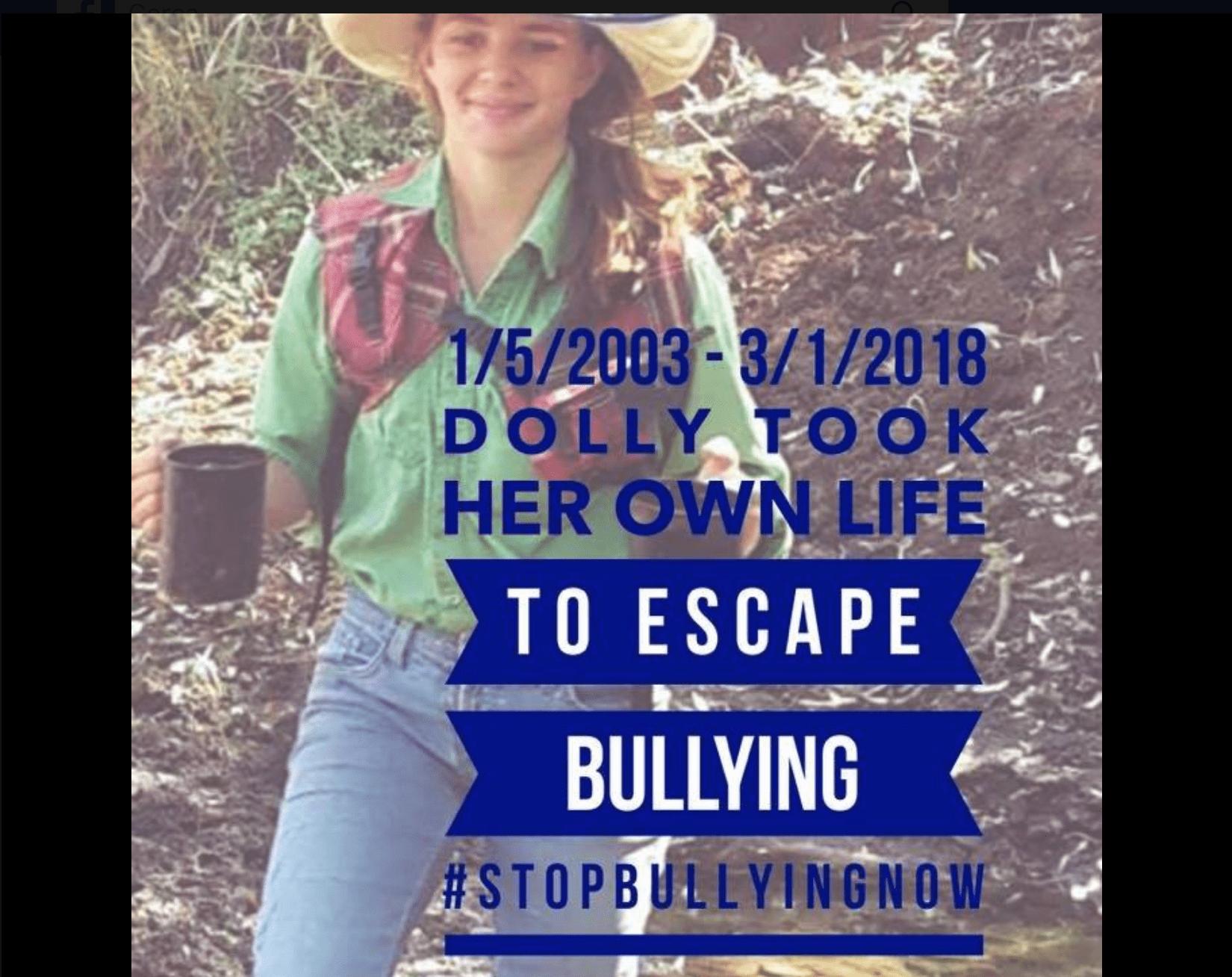 Vittima di bullismo online, Ammy 'Dolly' Everett si suicida a soli 14 anni