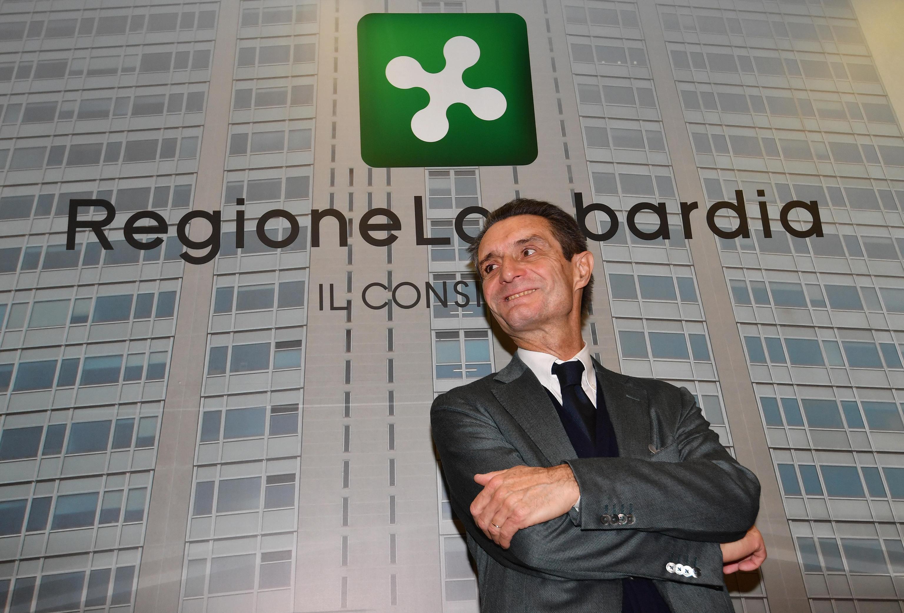 Attilio Fontana candidato Lega in Lombardia