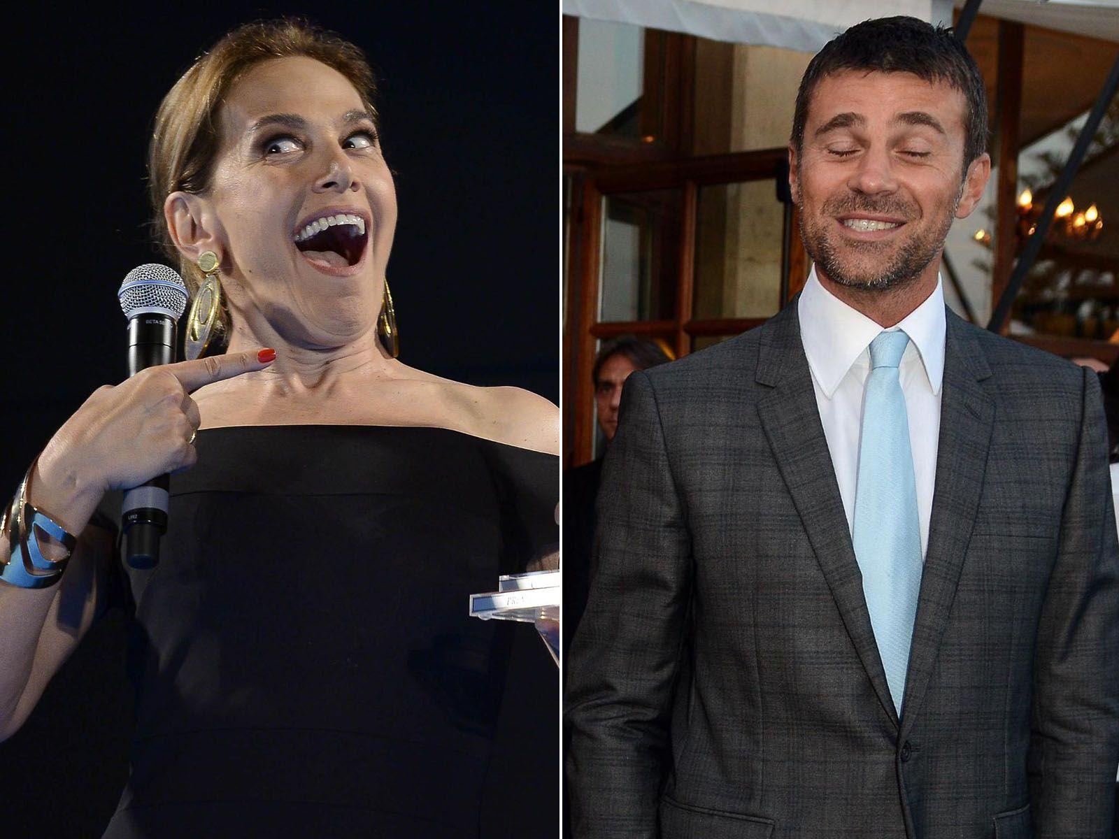 Barbara D'Urso e Fabio Fulco si baciano a una festa: è nata una coppia?