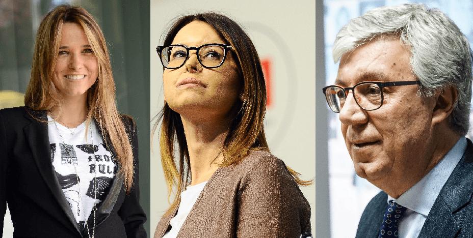 Candidati Vip del centro sinistra alle Elezioni politiche 2018