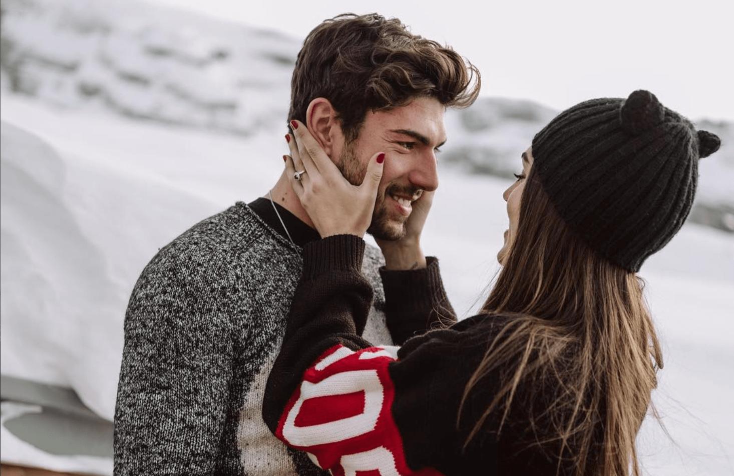 Cecilia Rodriguez e Ignazio Moser si sposano? L'annuncio e l'anello sospetto