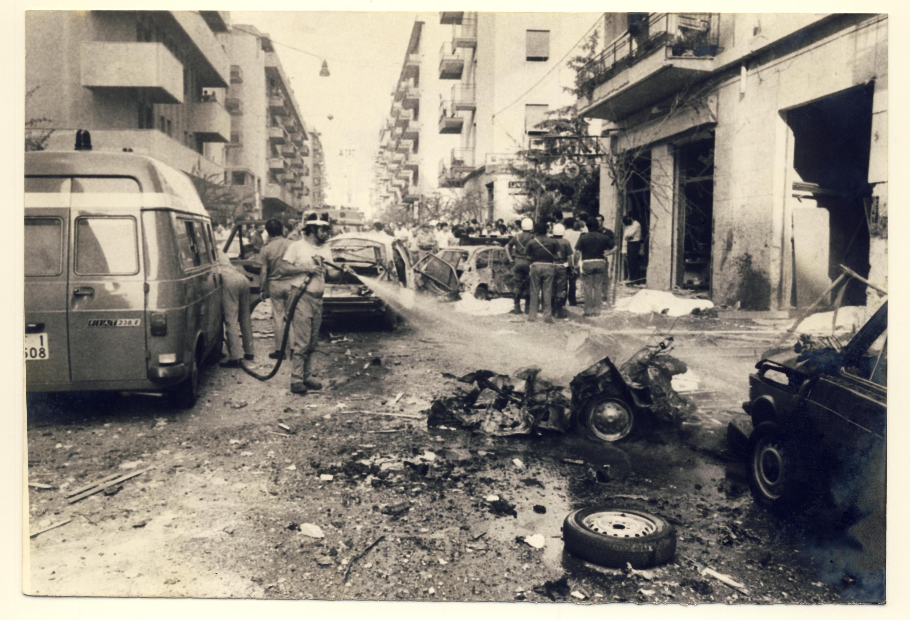 Rocco Chinnici ucciso dalla mafia a Palermo