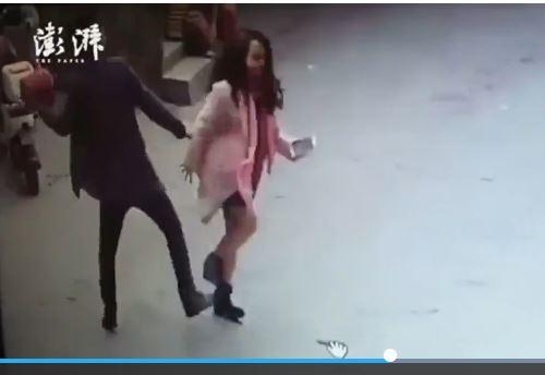cinese picchiata