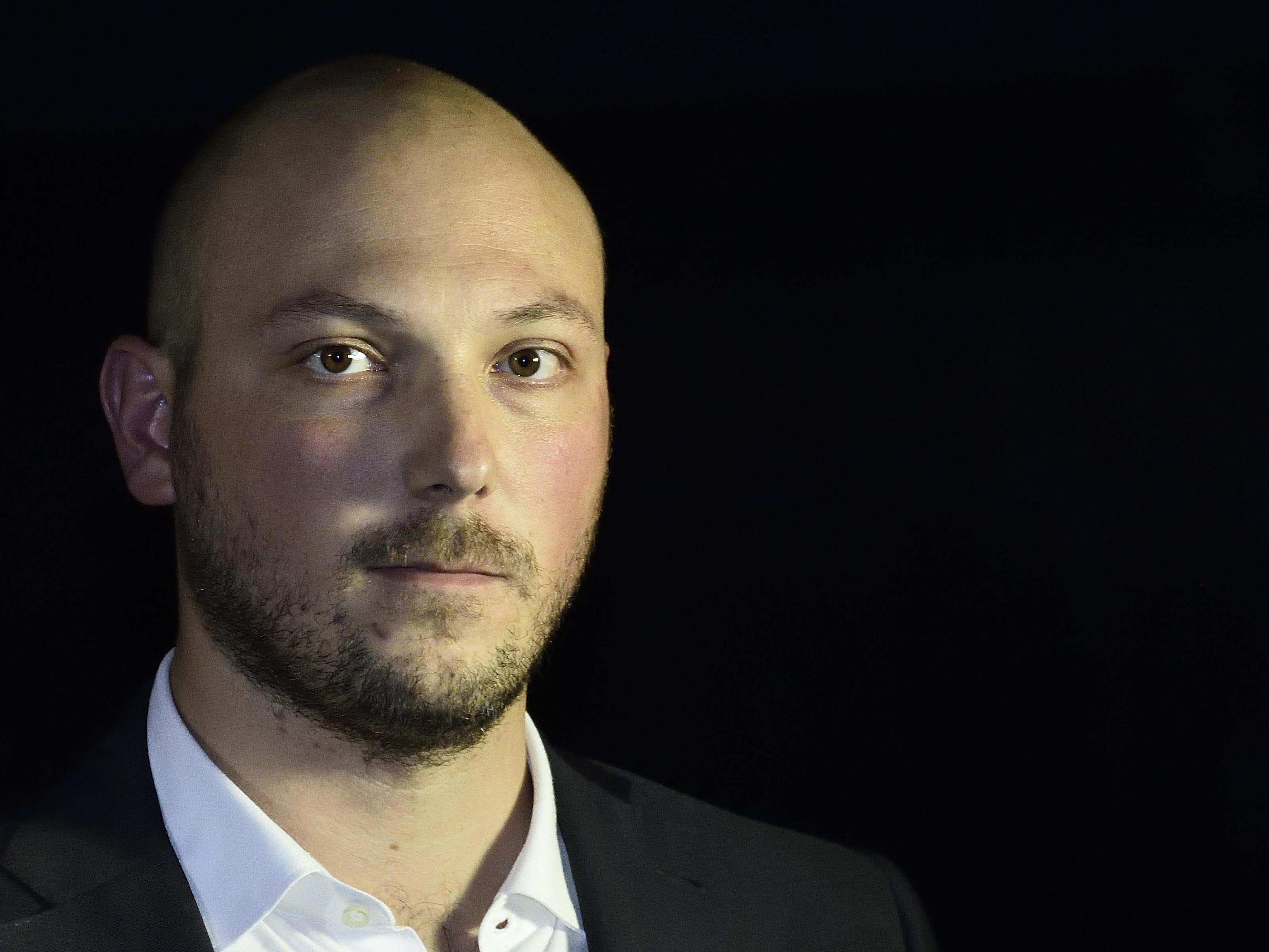 Dario Violi candidato presidente Lombardia M5S