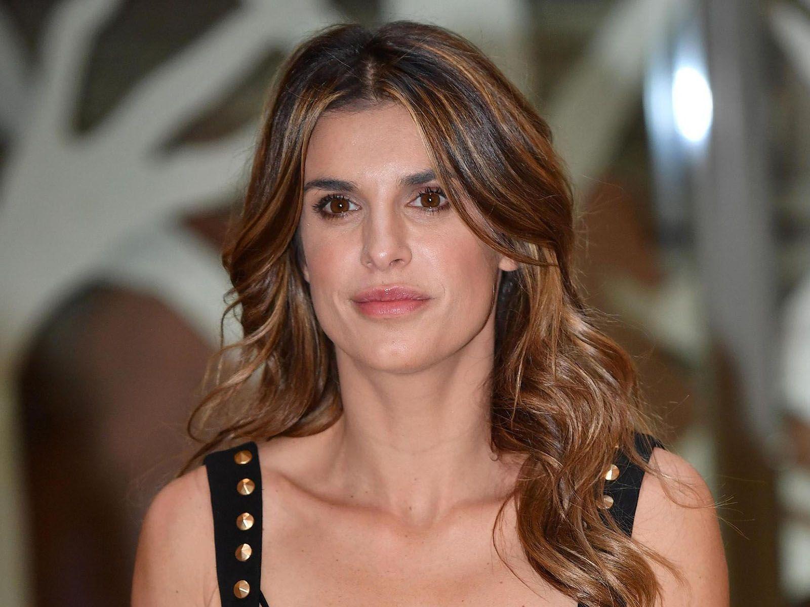 Elisabetta Canalis in lacrime ne Le spose di Costantino: l'ex velina ricorda il padre Cesare
