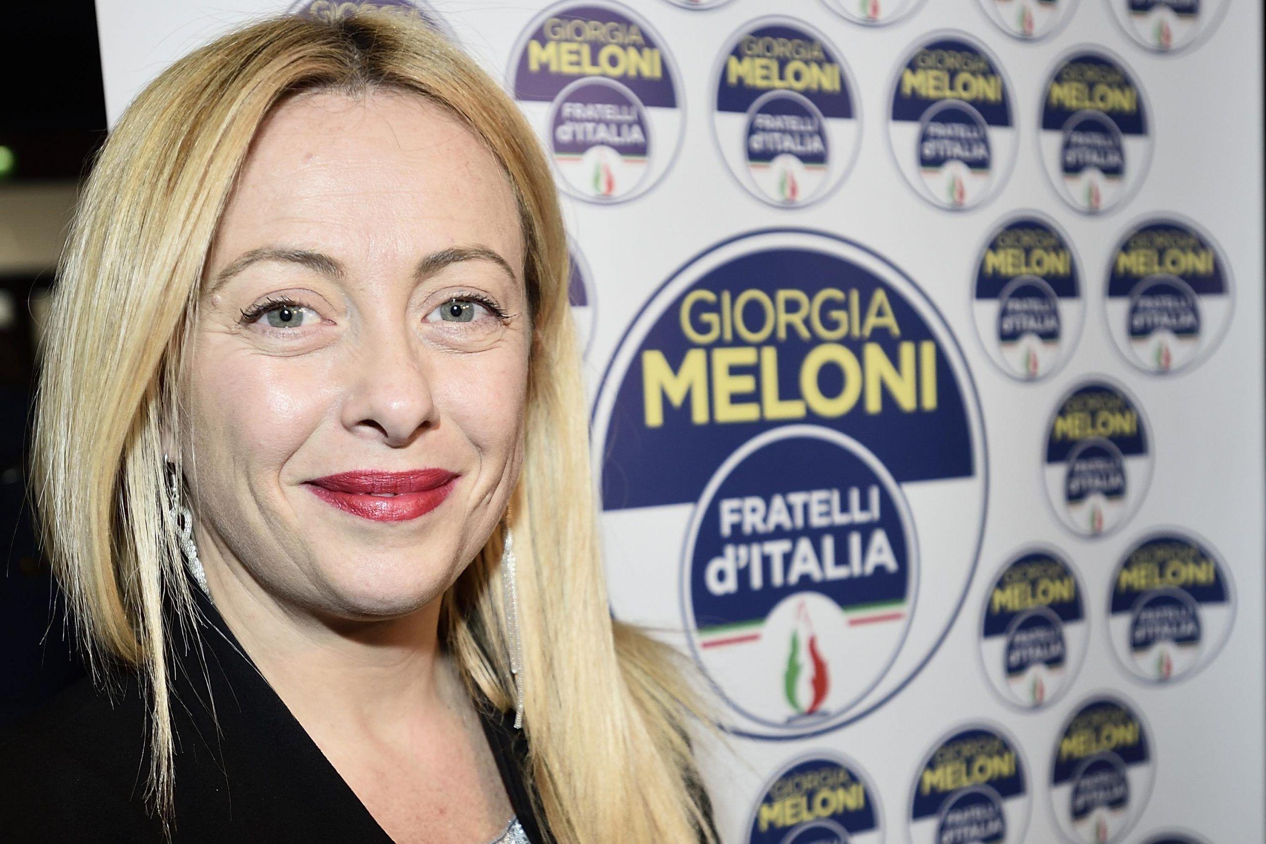 Giorgia Meloni propone asili nido gratis, aperti anche di sera e in estate