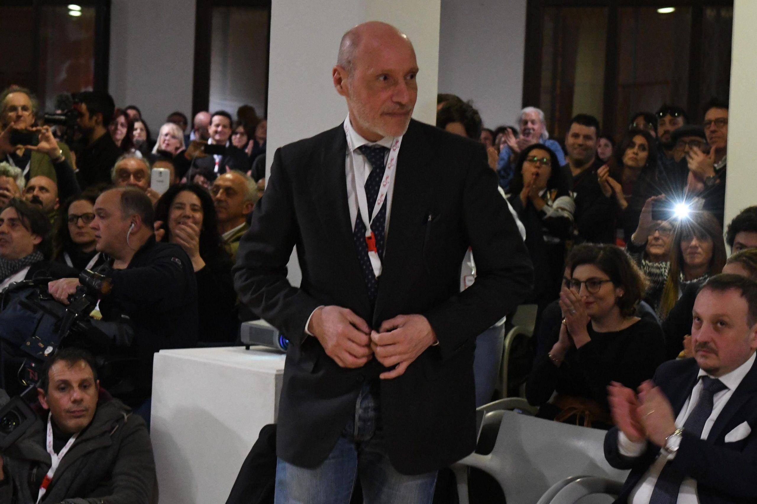 Gregorio De Falco candidato con il M5S