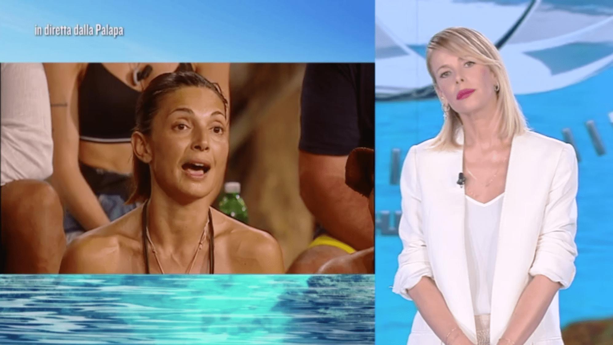 L'Isola dei Famosi 13, tutti contro Alessia Mancini: interviene Daniele Bossari