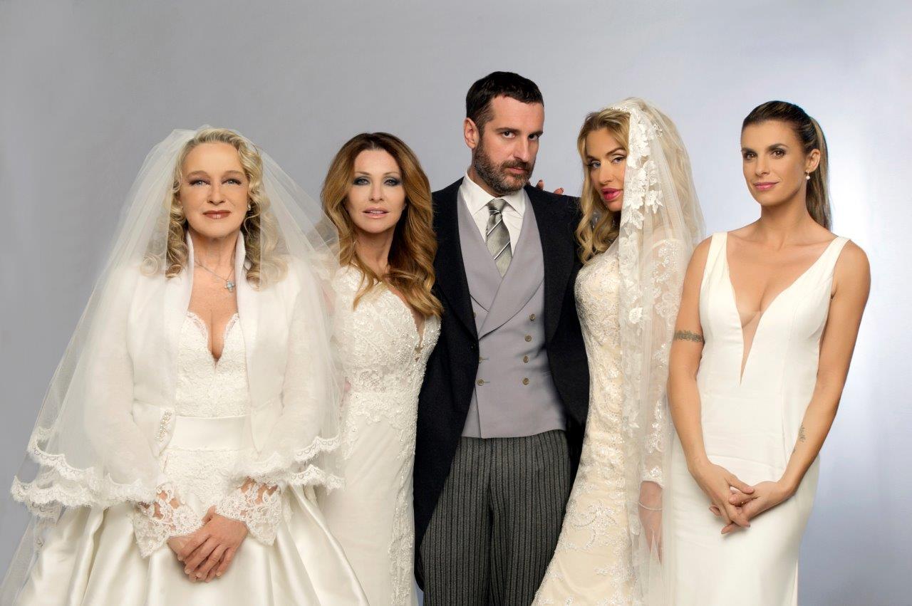 Le spose di Costantino, su Rai 2 il nuovo programma di della Gherardesca tra reality e cultura