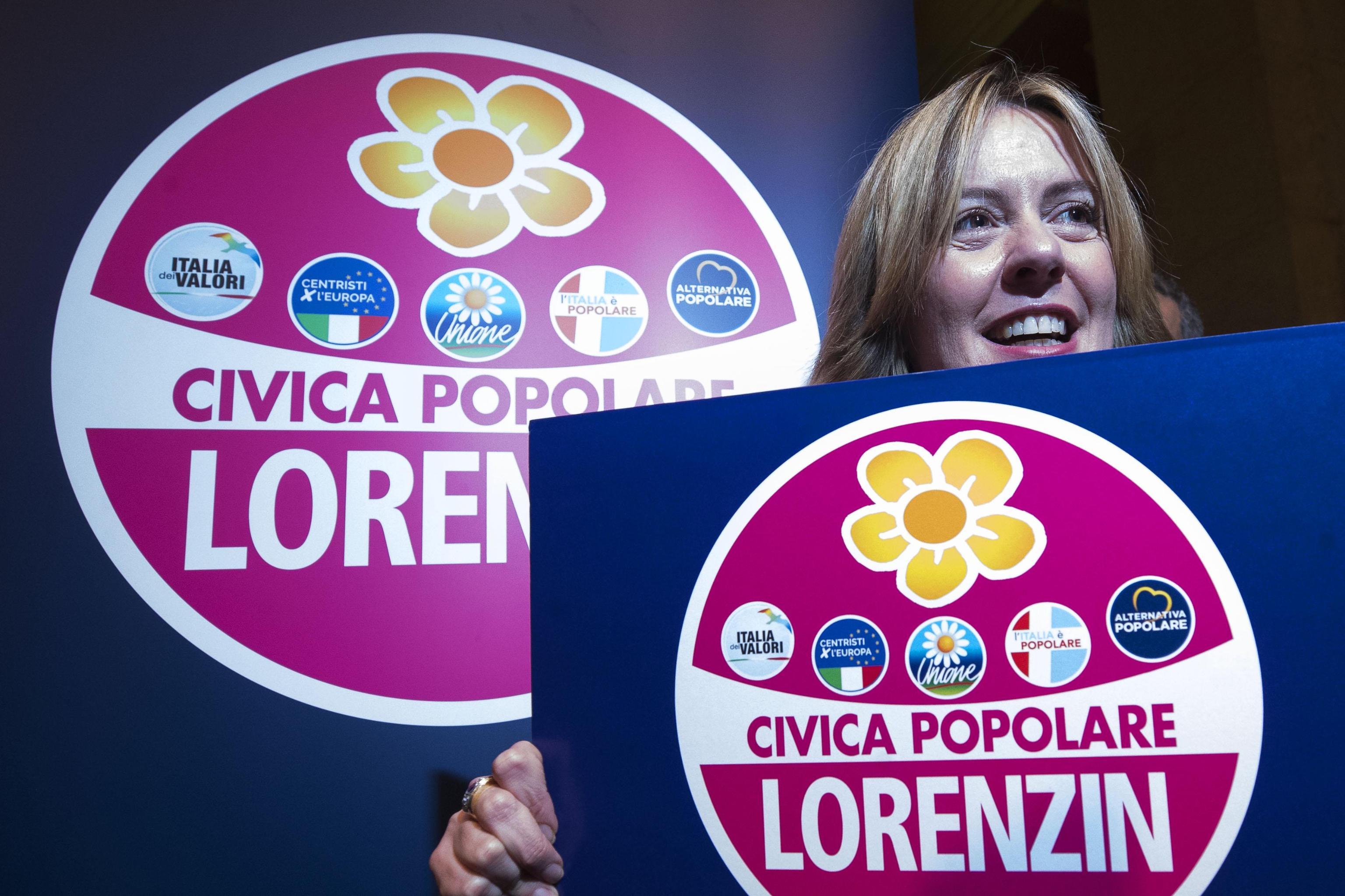 Civica popolare: Lorenzin, simbolo è peonia gialla