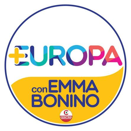 logo europa bonino